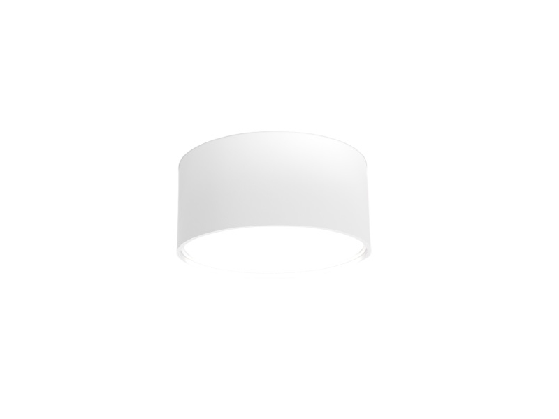 Click on the image to view product details :DUBLIN 25W PLAFONNIER LED BLANC