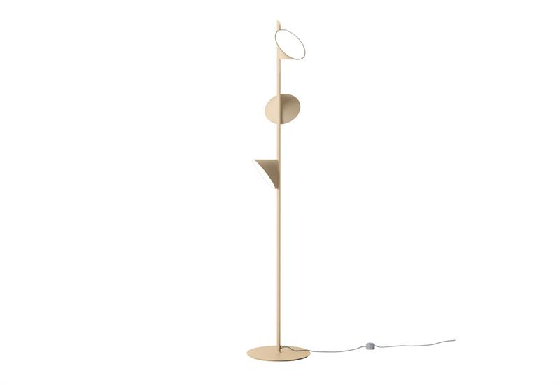 Click on the image to view product details :ORCHID LAMPADAIRE SAND