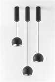 Click on the image to view product details :MARBUL SUSPENSION NOIR STRUCTURE